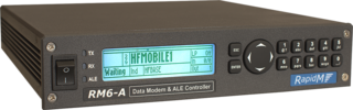 RM6-A HF Radio Data Modem and ALE Controller - waiting