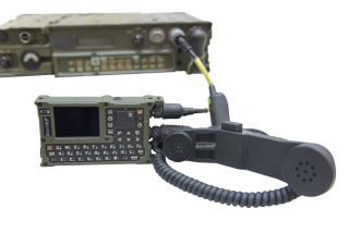 RT5 - ultra-rugged Tactical Terminal that works with any HF, VHF or UHF radio