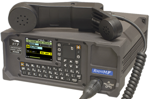 RT7 Strategic Voice & Data Encryptor | HF or V/UHF radio Secure Terminal