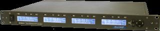 The RC8X4 Quad ARQ Server & IP Controller