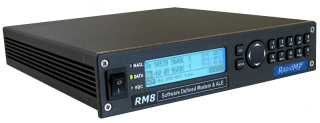 RM8 Software Defined Modem & ALE – 3, 6 kHz