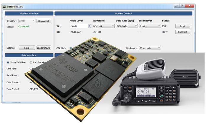 TC4-MARS for Icom IC-F8101   RapidM