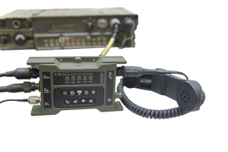 RT3 Vehicle Tactical Voice / Data Encryptor