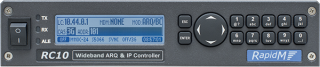 RC10 ARQ Server and IP Conroller Front View
