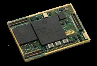 TC5 Wideband HF VHF Modem and ALE Controller Module