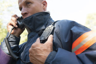 RA1 Secure Voice & Position Modem | First Responders