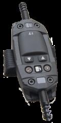 RA1 Secure Voice & Position Modem / Wearable