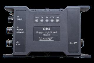 RM5 MIL-STD-188-110A/B HF data modem
